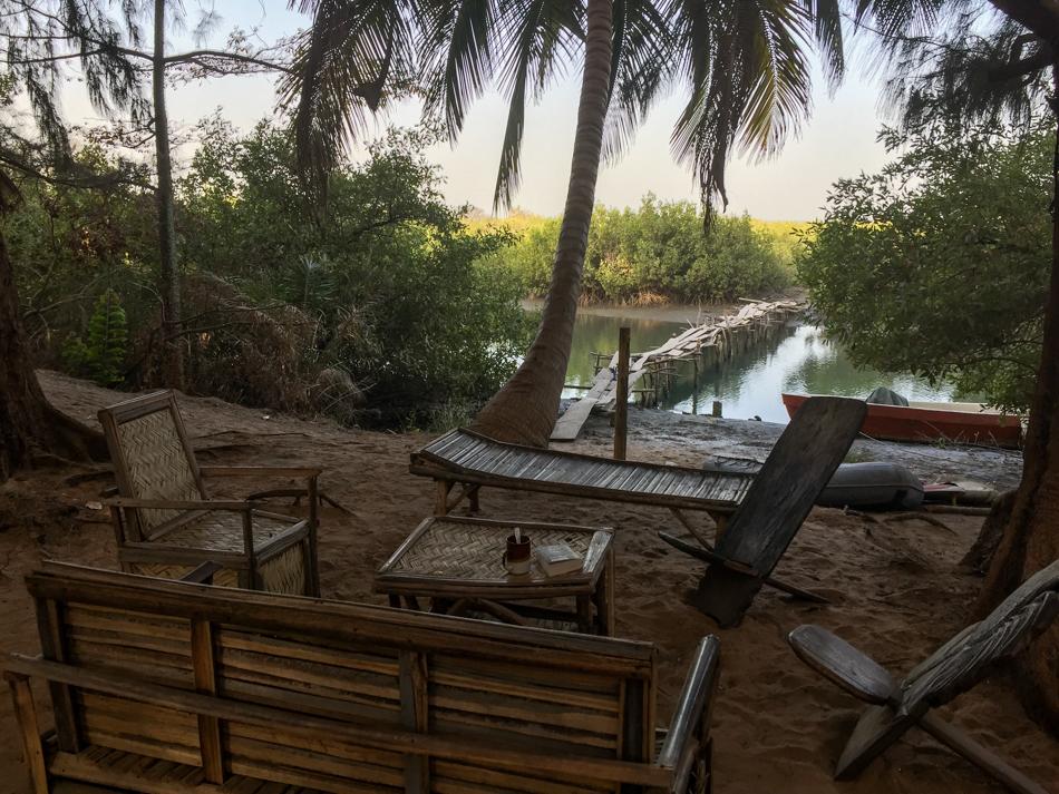 Ontbijt Tilobo Horizons Niafarang Senegal