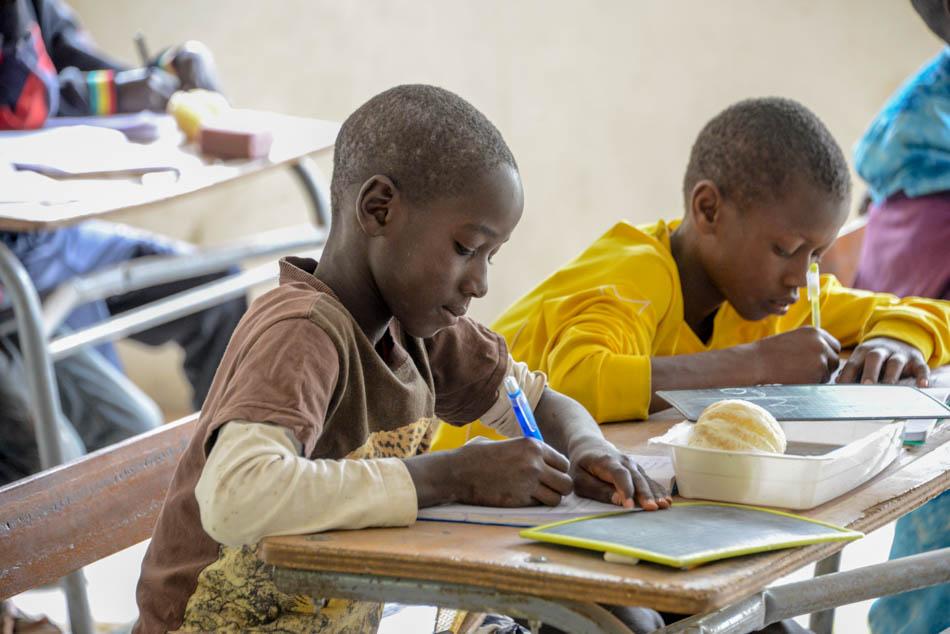 School Niafarang Senegal