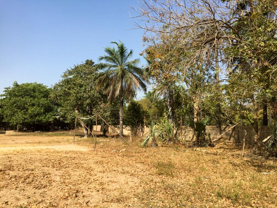 voetbalveld school niafarang Senegal