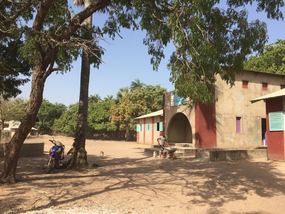 School februari Niafarang Senegal