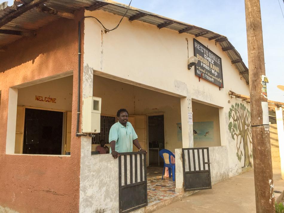 Resto Bouba Kane Abene Senegal