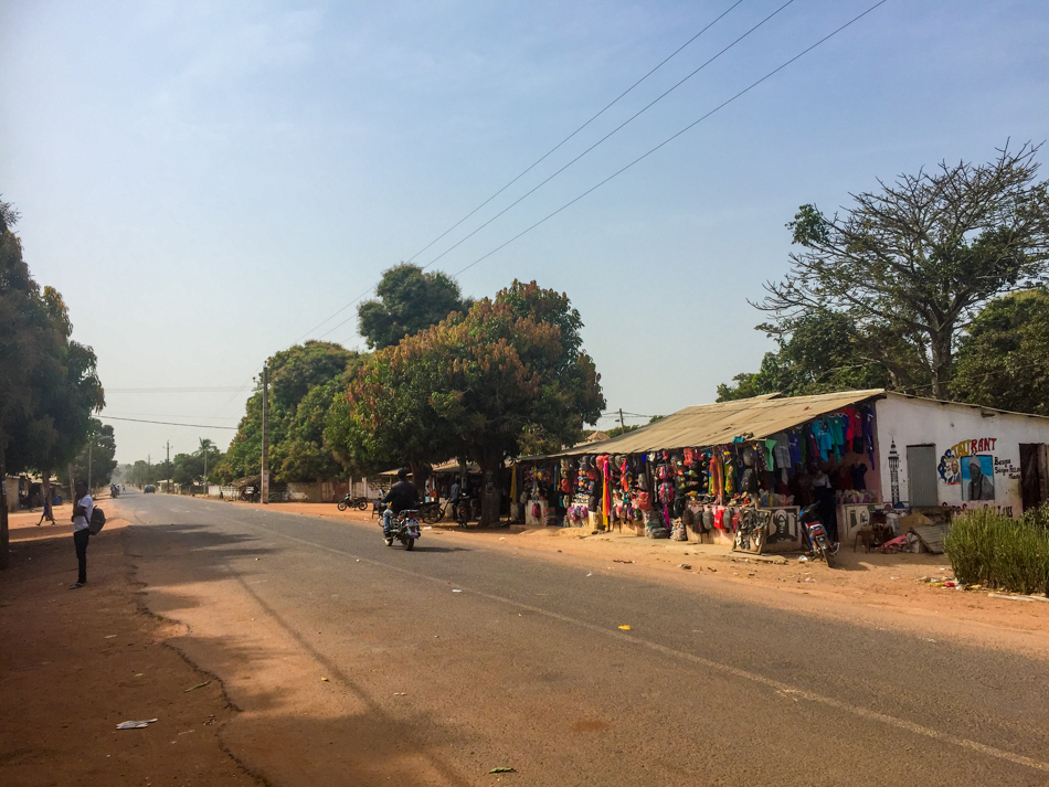Thionk Essyl Casamance Senegal