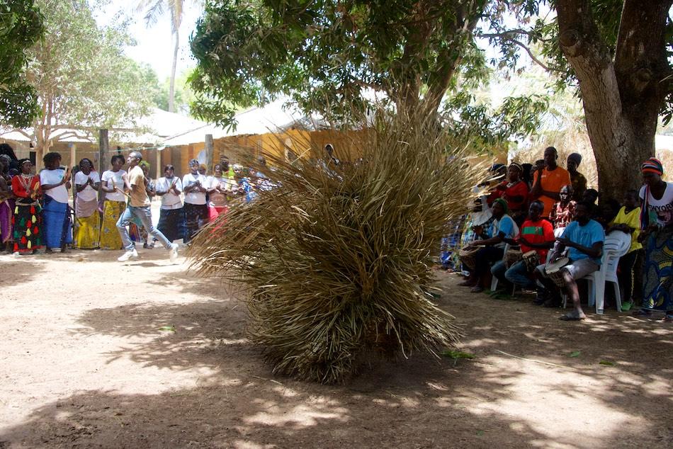 Kumpo Niafrang Casamance Senegal