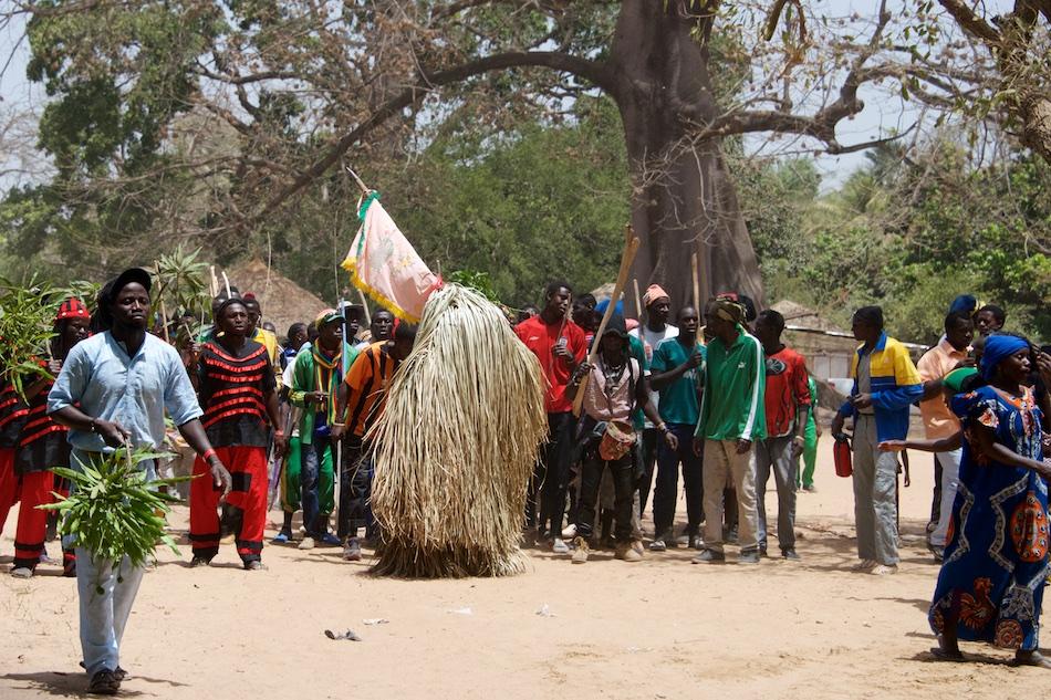 Niafarang festival Kumpo