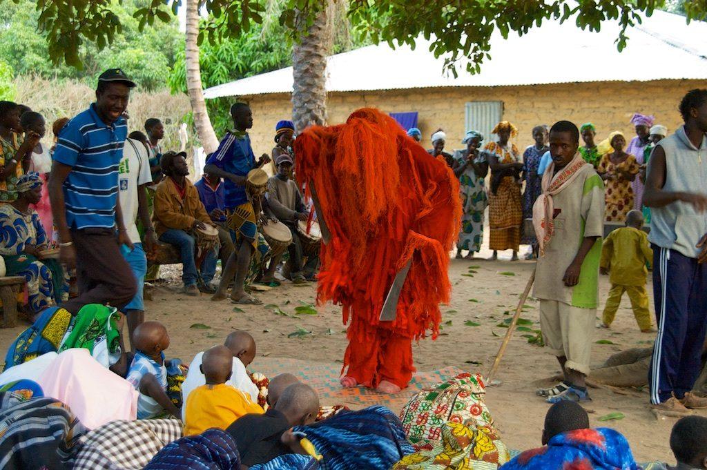 Kankurang-Niafarang-Senegal