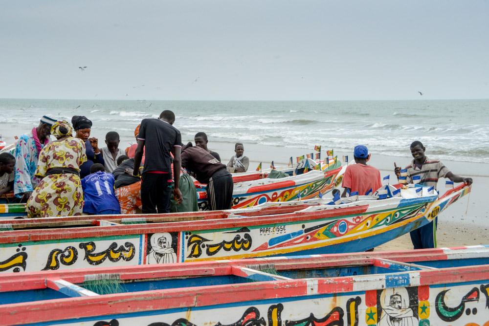 piroques Abene-Casamance-Senegal