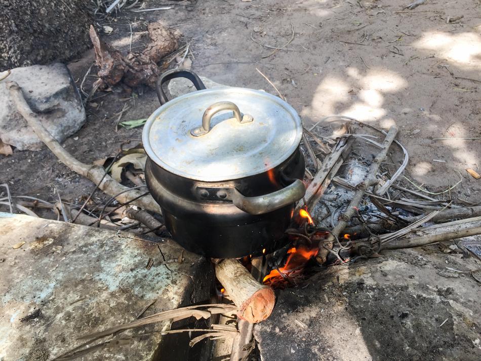 Water koken Niafrang Senegal-1