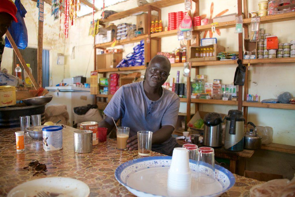 Abene-Casamance-Senegal shop