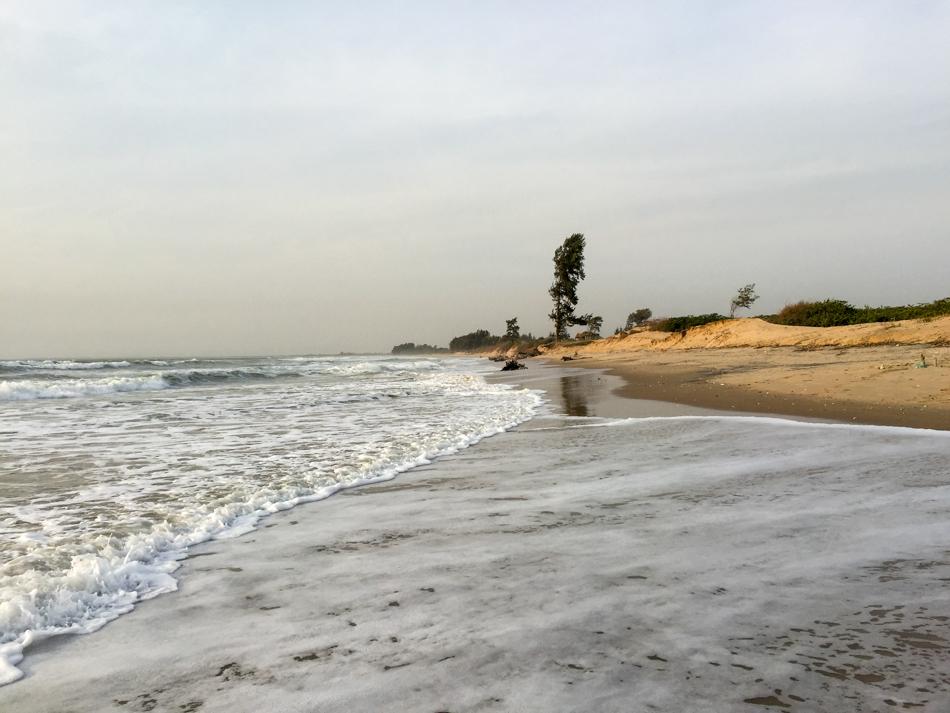 Strand Abene Niafarang Senegal