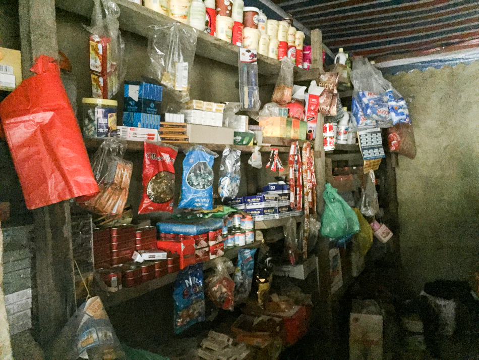 winkel Niafrang Casamance Senegal