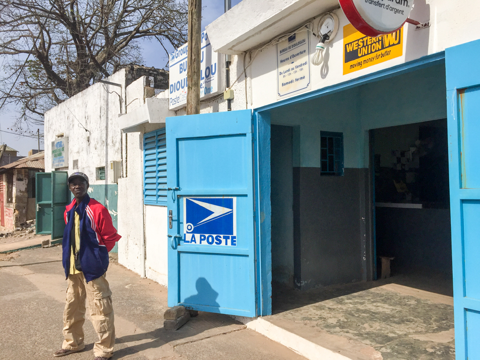 Western union Diouloulou Senegal