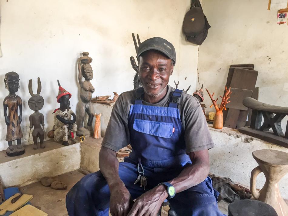 Boubacar Abene Senegal