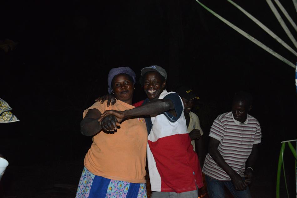 Party chez mikky Senegal