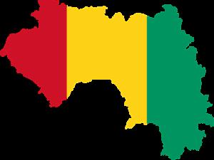 Vlag Guinee Conacry