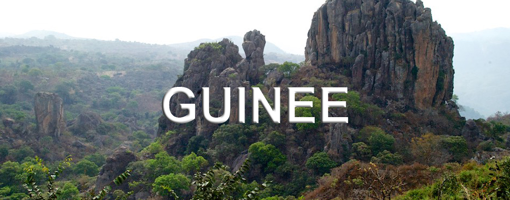 Guinee Stunningtravel