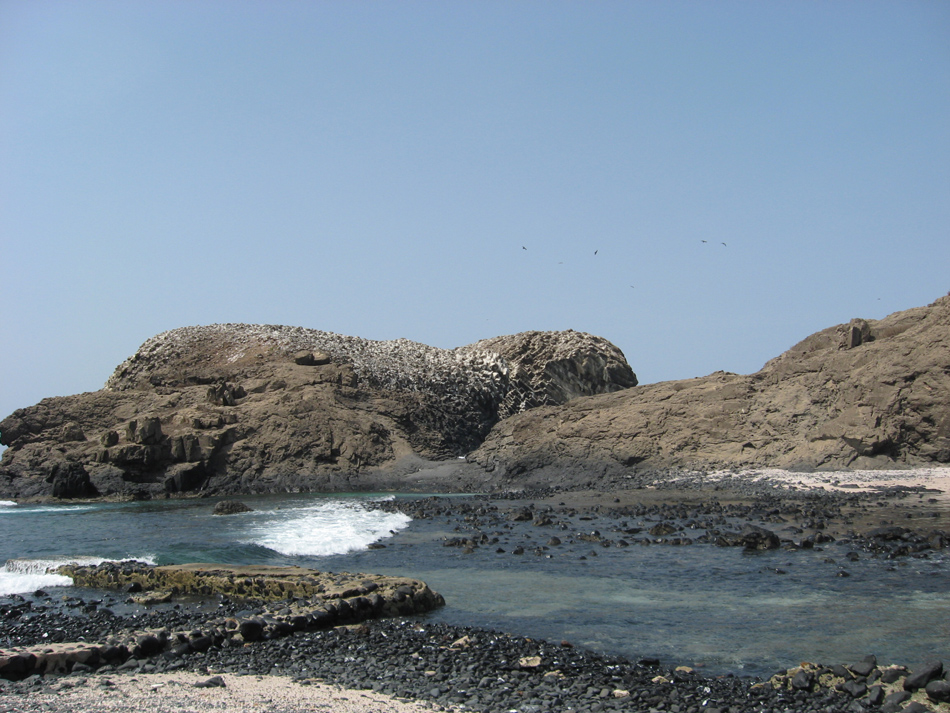 Iles De La Madeleine Dakar