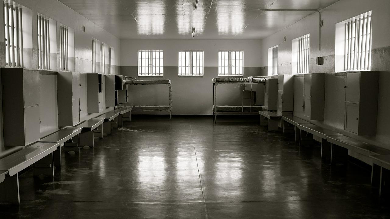 gevangenis Robbeneiland Zuid Afrika
