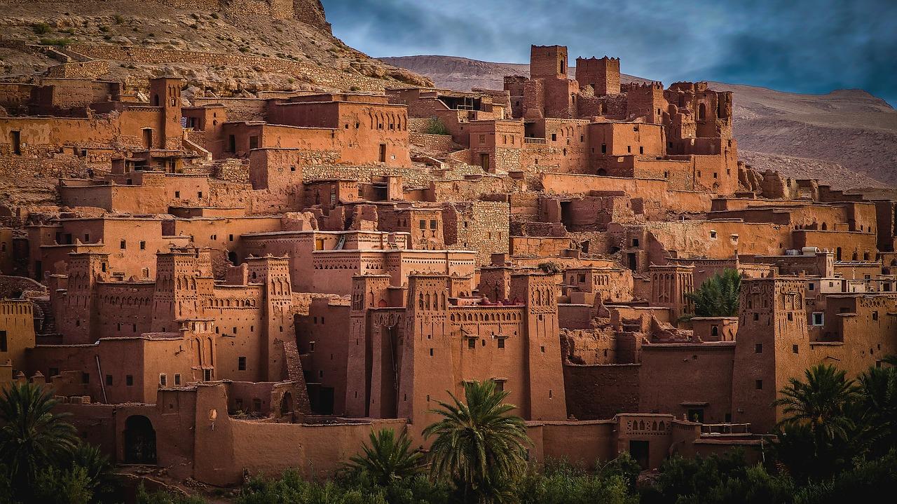 Aït-Ben-Haddou Marokko