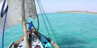 Bazaruto archipel Mozambique