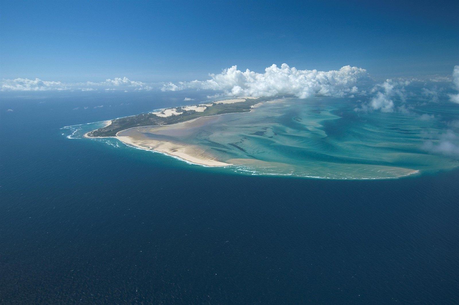 Bazaruto eiland Mozambique