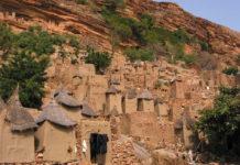Land van de Dogon Mali