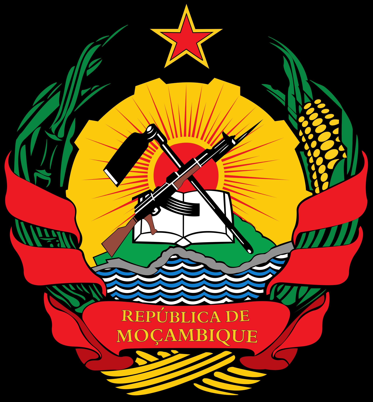 Wapenschild Mozambique