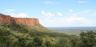 Het Waterberg plateau