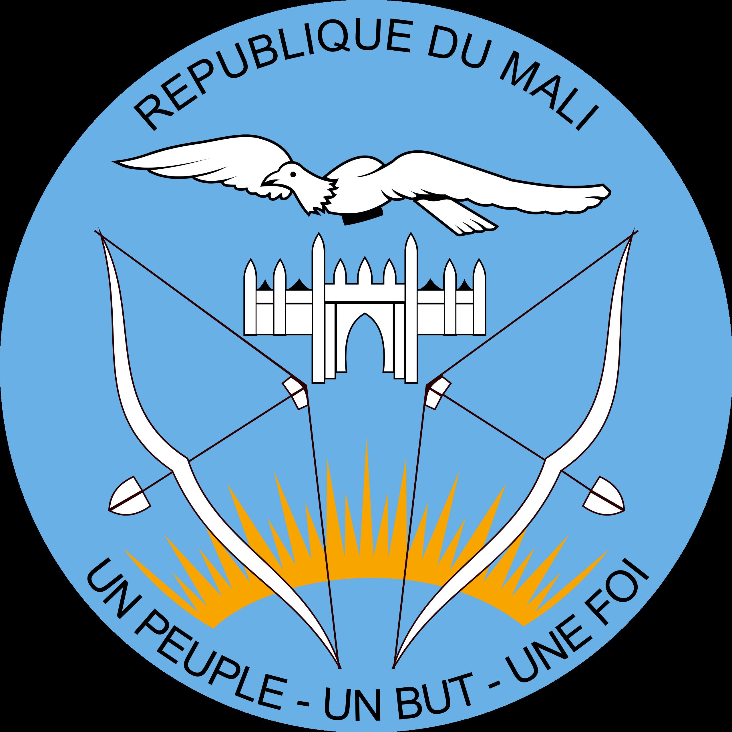 wapen van Mali