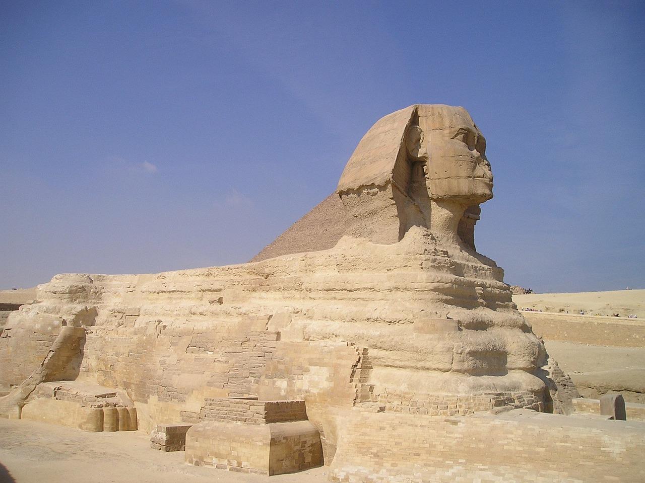 Sfinx van Gizeh