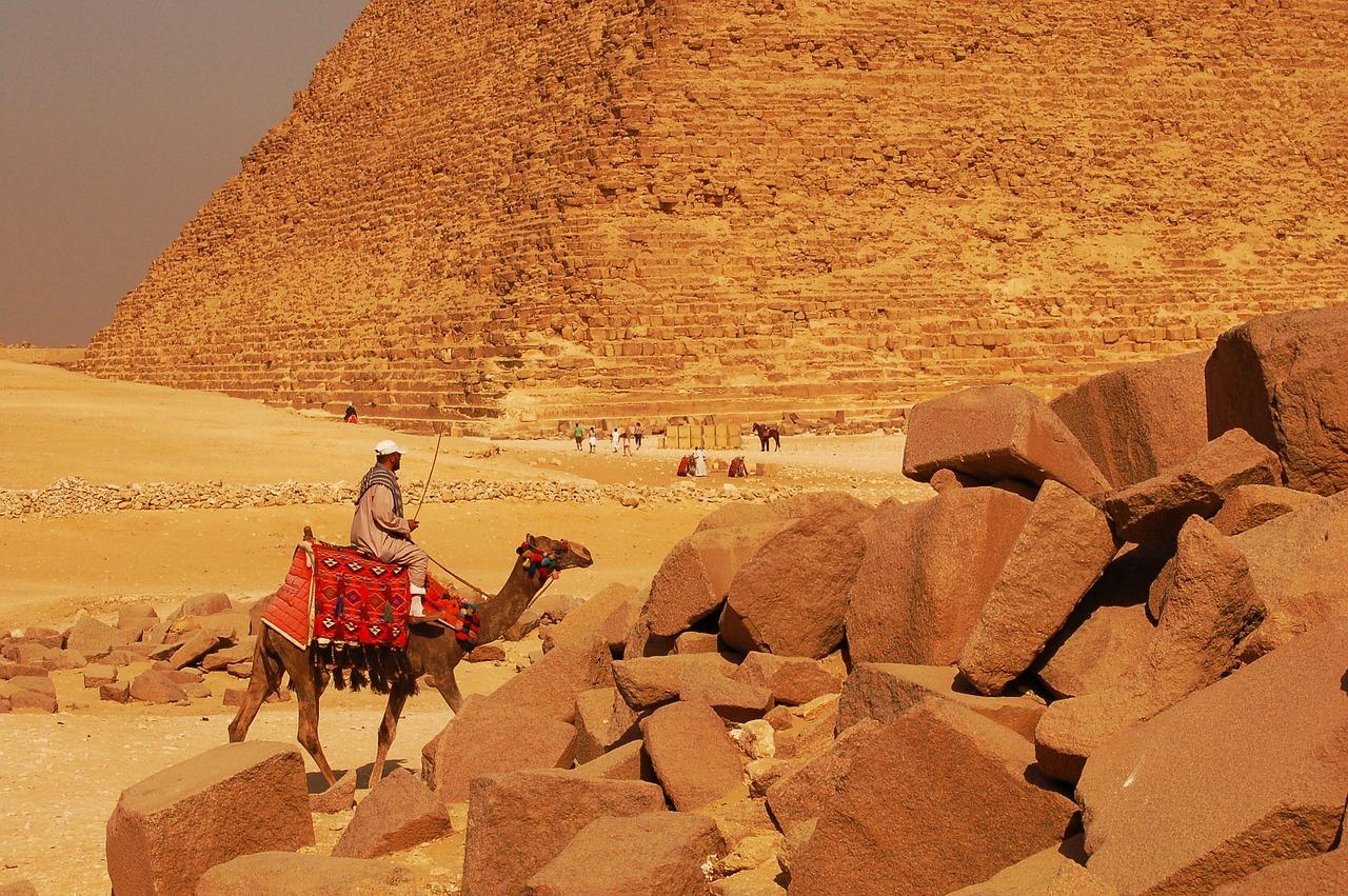 piramide Egypte Gizeh