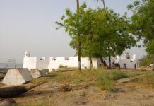 Cacheu Guinee Bissau fort