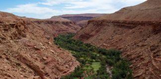 Draa vallei marokko