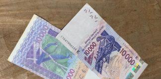 Eco vervangt CFA West Afrika
