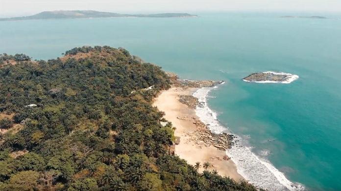 Îles de Los Guinee