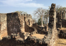 Kunta Kinteh James Island Gambia
