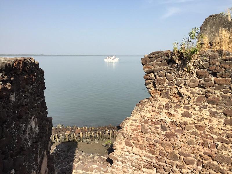 Kunta Kinteh James fort Gambia