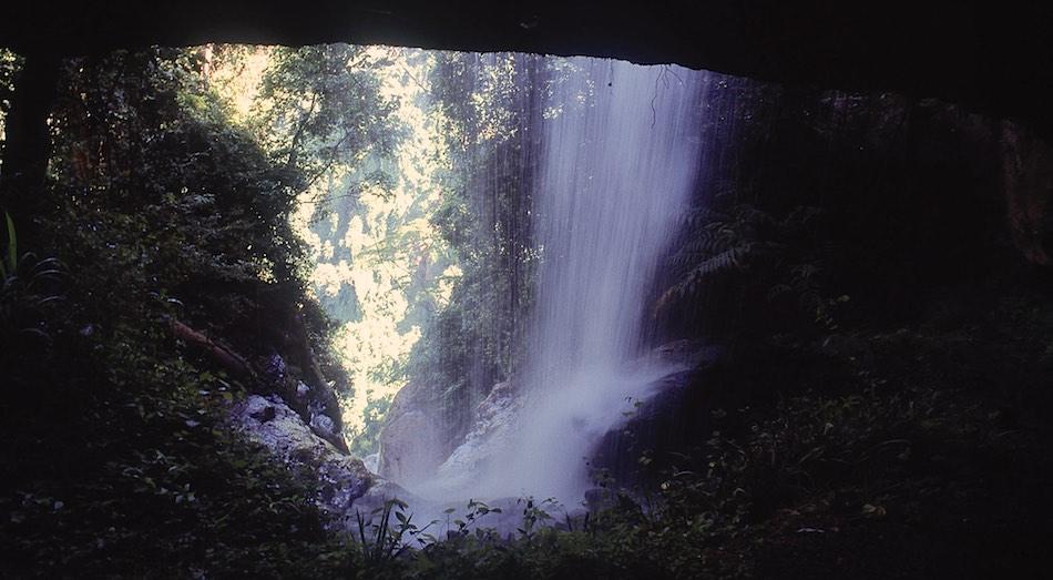 Livingstonia grot Machewe Falls