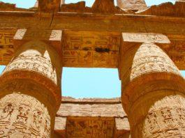 Luxor Egypte Karnak