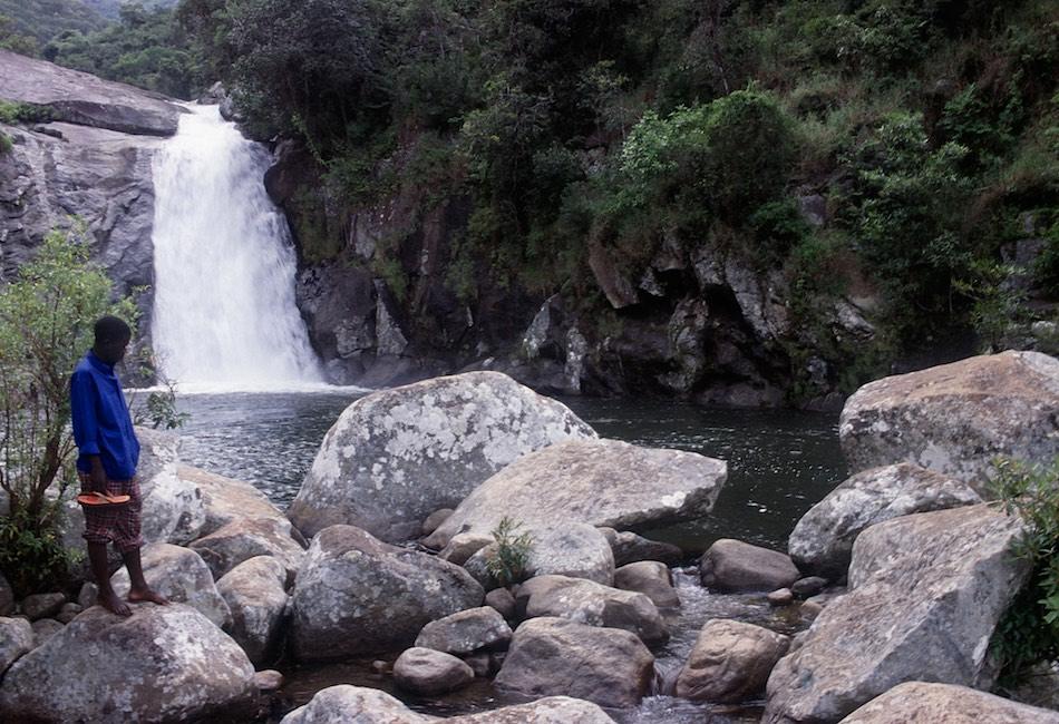 Mount Mulanje Likhubula Falls
