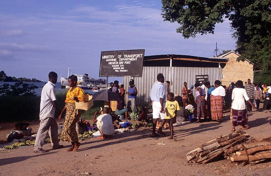 Nkhata Bay haven Malawi