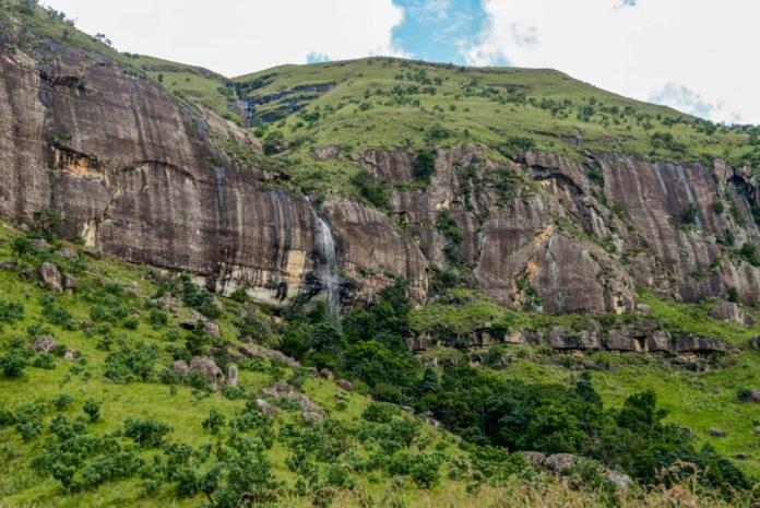 Dragensbergen Zuid Afrika