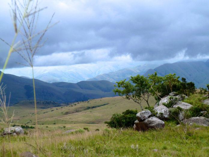 Malolotja reservaat Eswatini