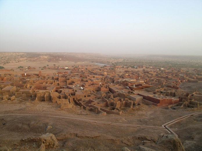 Oualata Mauritanië