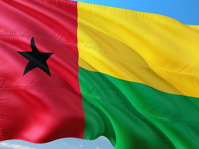 Vlag van Guinee-Bissau