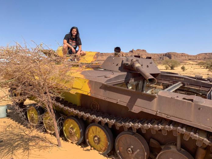 Ennedi Tsjaad oorlog