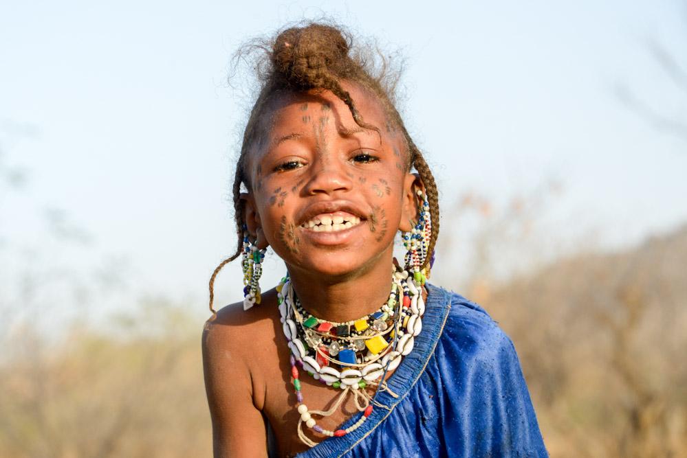 Fulani Bororo Tsjaad
