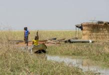 Lac Iro Tsjaad vissers