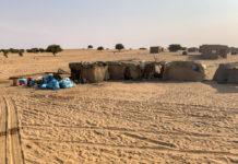 Arada Tsjaad straatbeeld