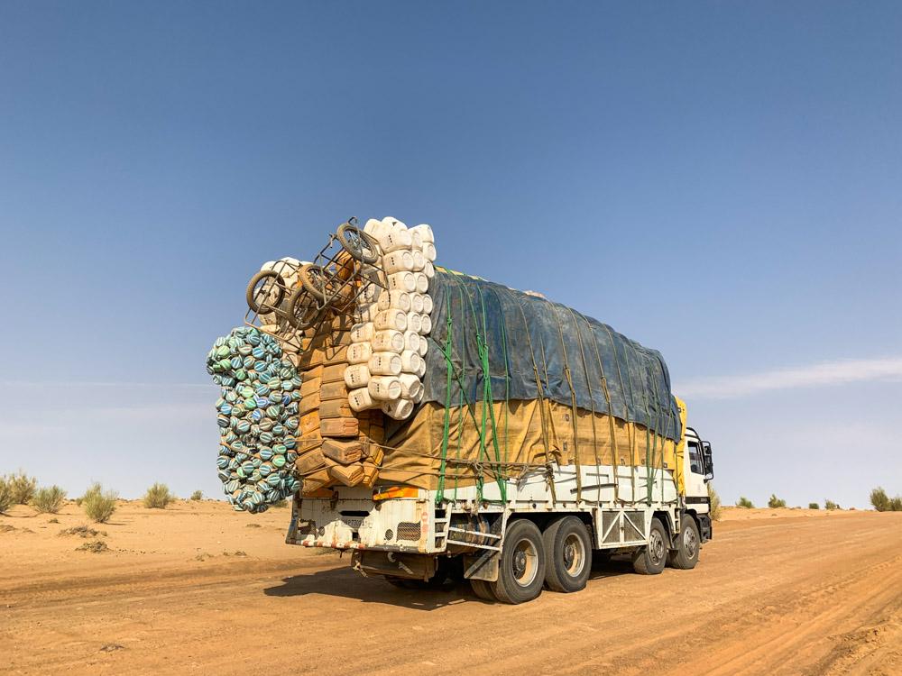 Tsjaad transport