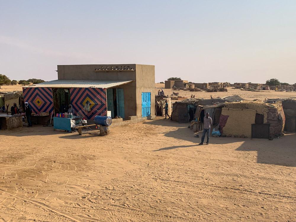 Arada Tsjaad winkels